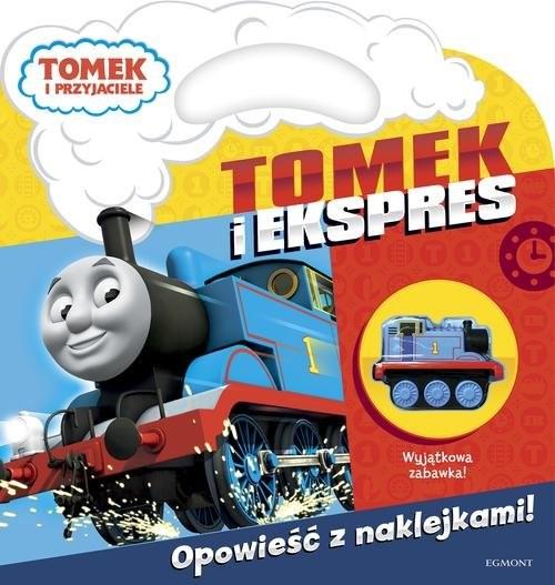 okładka Tomek i przyjaciele Tomek i ekspres, Książka | Stead Emily