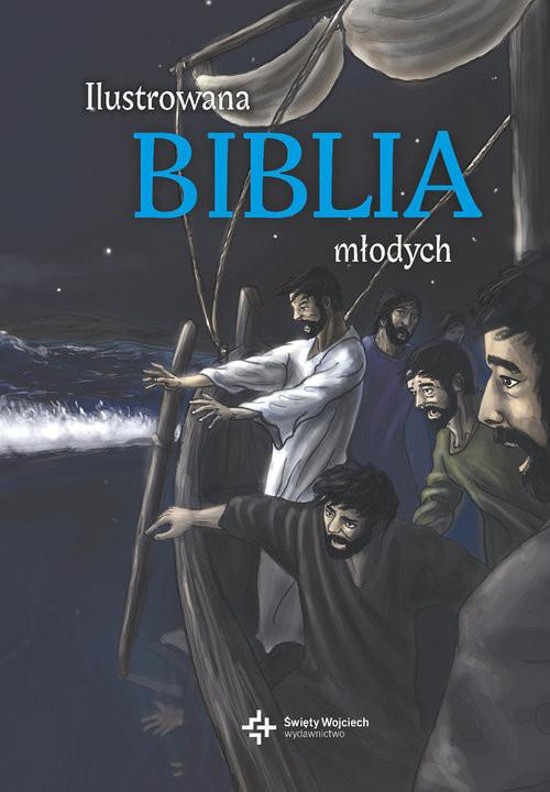 okładka Ilustrowana Biblia młodych, Książka |
