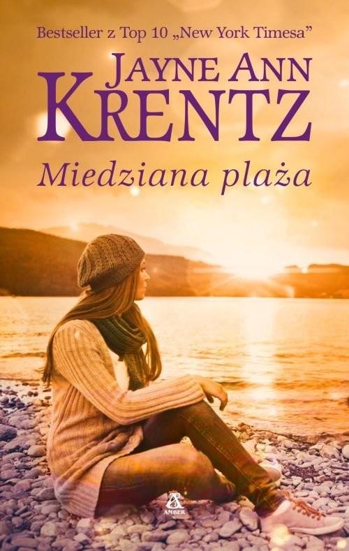 okładka Miedziana plaża, Książka | Jayne Ann Krentz