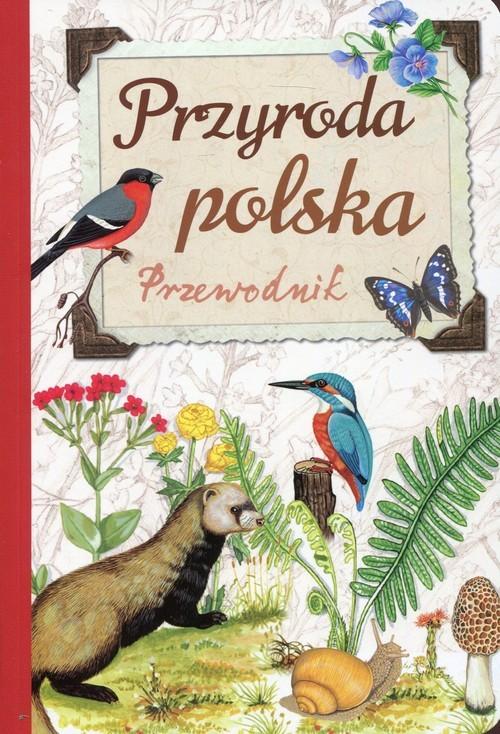 okładka Przyroda polska Przewodnik, Książka   Robert Jacek Dzwonkowski