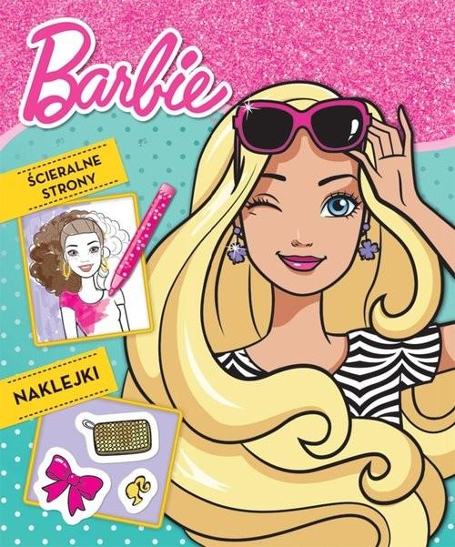 okładka Barbie, Książka |