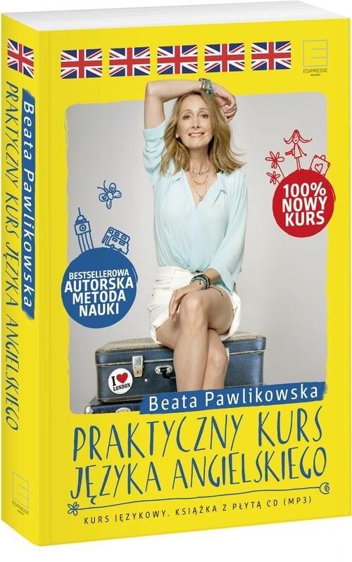 okładka Praktyczny kurs języka angielskiego Książka z płytą., Książka | Pawlikowska Beata
