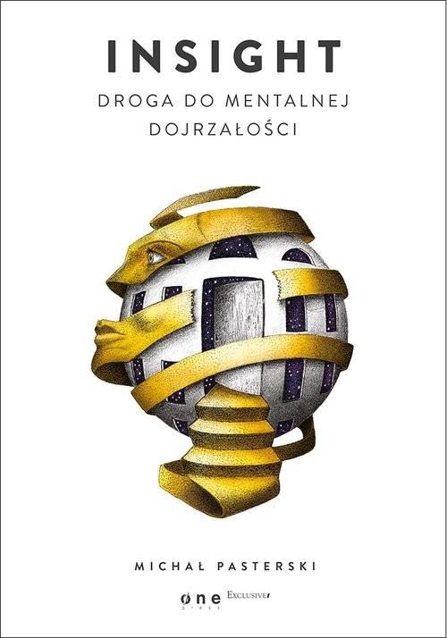 okładka Insight Droga do mentalnej dojrzałości, Książka | Pasterski Michał