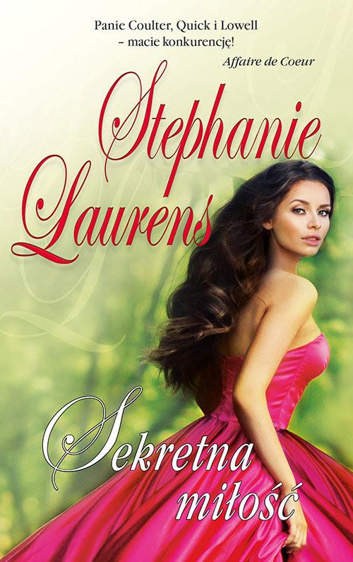 okładka Sekretna miłość, Książka | Laurens Stephanie