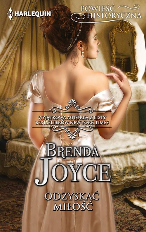 okładka Odzyskać miłość, Książka   Brenda Joyce
