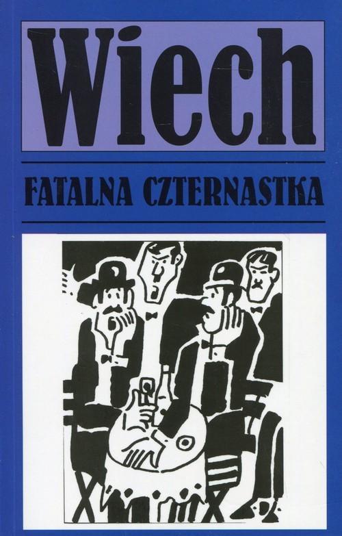 okładka Fatalna czternastka, Książka | Stefan Wiechecki Wiech