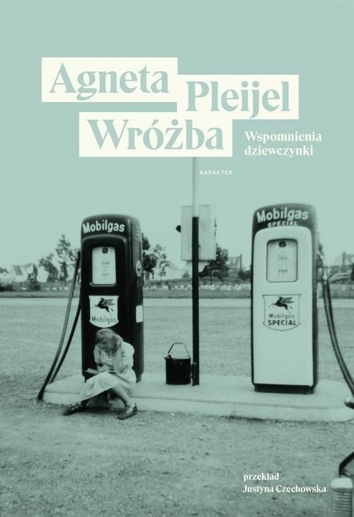 okładka Wróżba, Książka | Pleijel Agneta