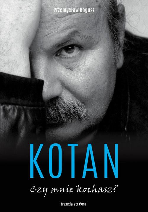 okładka Kotan Czy mnie kochasz?, Książka | Bogusz Przemysław