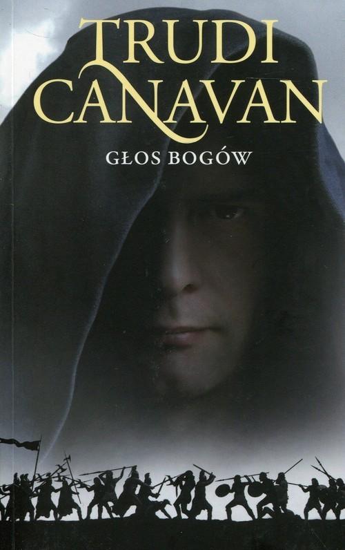 okładka Głos Bogów Era Pięciorga 3, Książka | Canavan Trudi