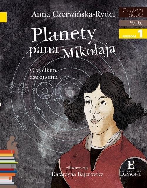 okładka Planety pana Mikołaja, Książka | Czerwińska-Rydel Anna