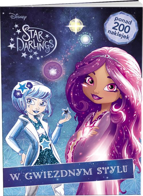 okładka Star Darlings W gwiezdnym stylu, Książka |