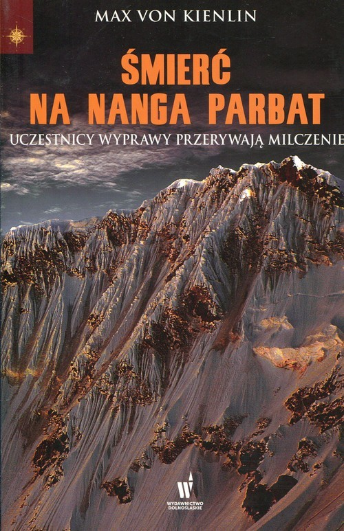 okładka Śmierć na Nanga Parbat, Książka | von Max Kienlin
