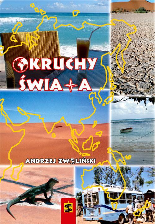 okładka Okruchy świata, Książka | Andrzej Zwoliński