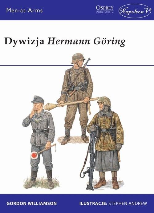 okładka Dywizja Hermann Goring, Książka | Gordon Williamson