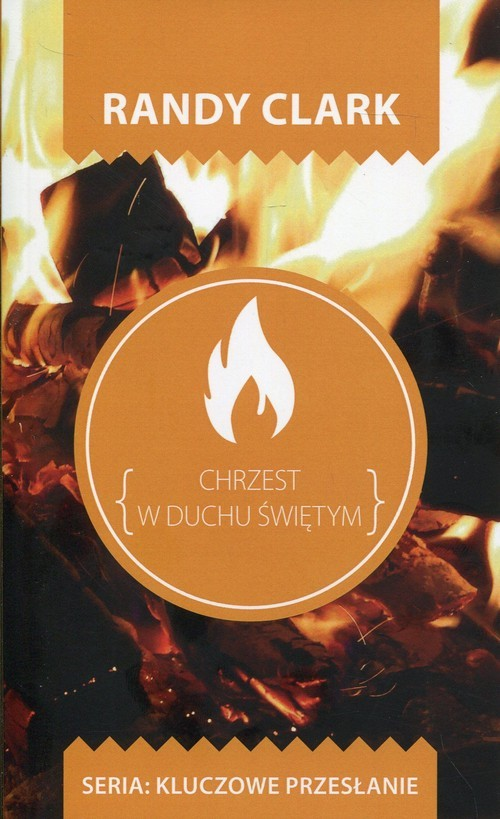 okładka Chrzest w Duchu Świętym, Książka | Clark Randy