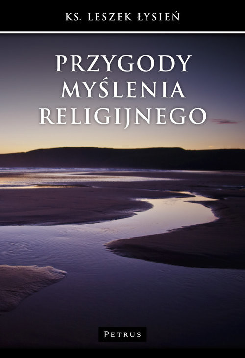 okładka Przygody myślenia religijnego, Książka   Łysień Leszek