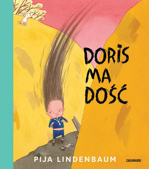 okładka Doris ma dość, Książka | Lindenbaum Pija