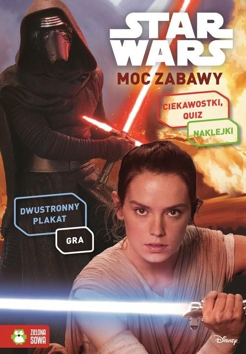 okładka Star Wars Moc zabawy, Książka | Sobich-Kamińska Anna