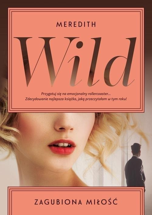 okładka Zagubiona miłość, Książka | Wild Meredith
