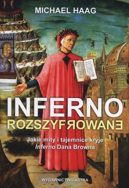 okładka Inferno rozszyfrowane, Książka | Michael Haag
