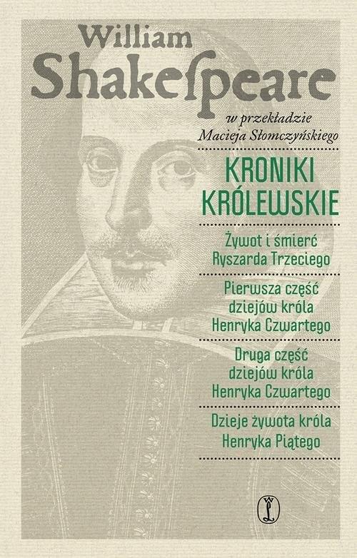 okładka Kroniki królewskieksiążka |  | Shakespeare William