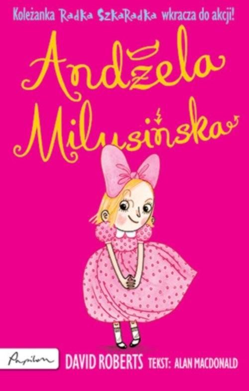 okładka Andżela Milusińska, Książka | MacDonald Alan