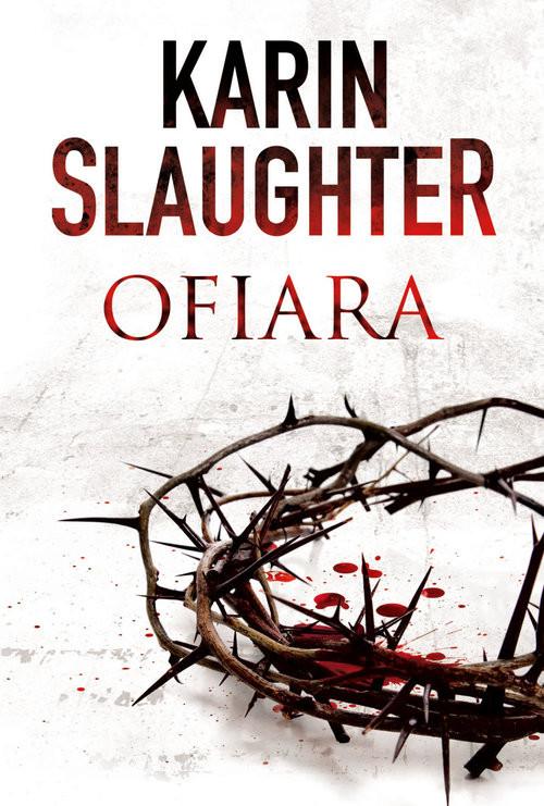okładka Ofiara, Książka | Slaughter Karin