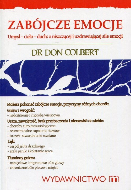 okładka Zabójcze emocjeksiążka |  | Colbert Don