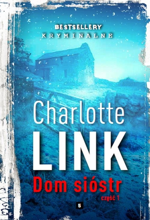okładka Dom sióstr Część 1, Książka | Link Charlotte