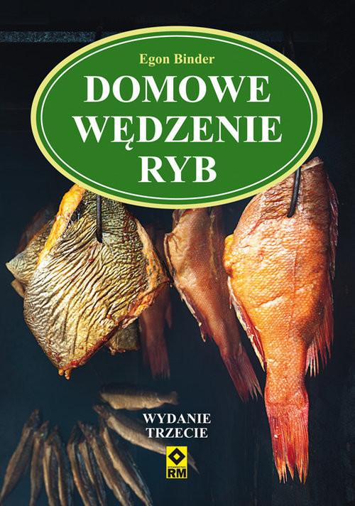 okładka Domowe wędzenie ryb, Książka | Binder Egon