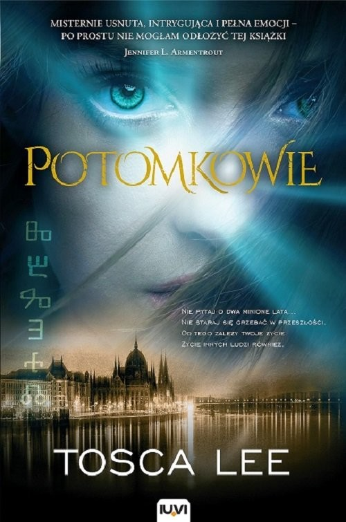 okładka Potomkowie, Książka | Lee Tosca