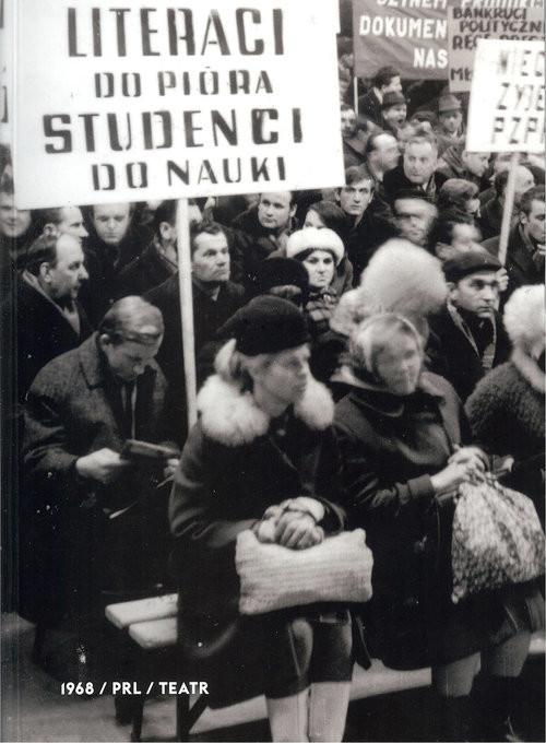 okładka 1968/PRL/Teatr, Książka | Praca Zbiorowa
