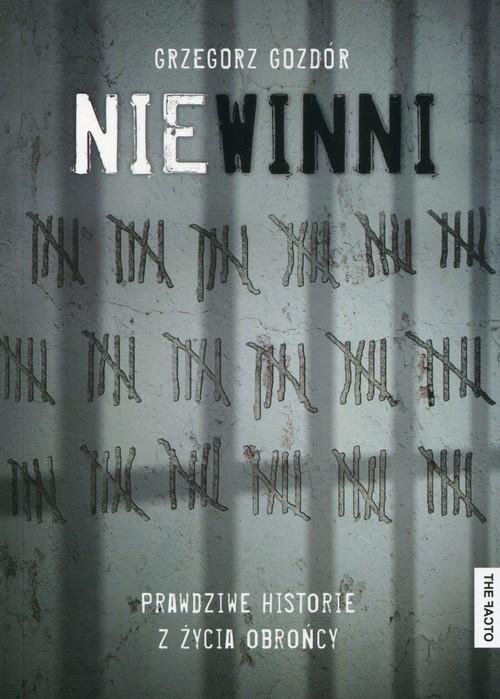 okładka Niewinni, Książka | Gozdór Grzegorz