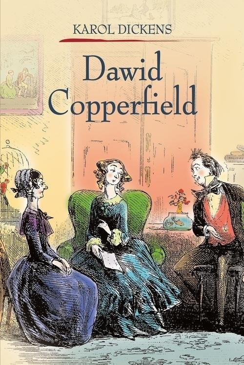 okładka Dawid Copperfield Tom 2, Książka | Dickens Charles