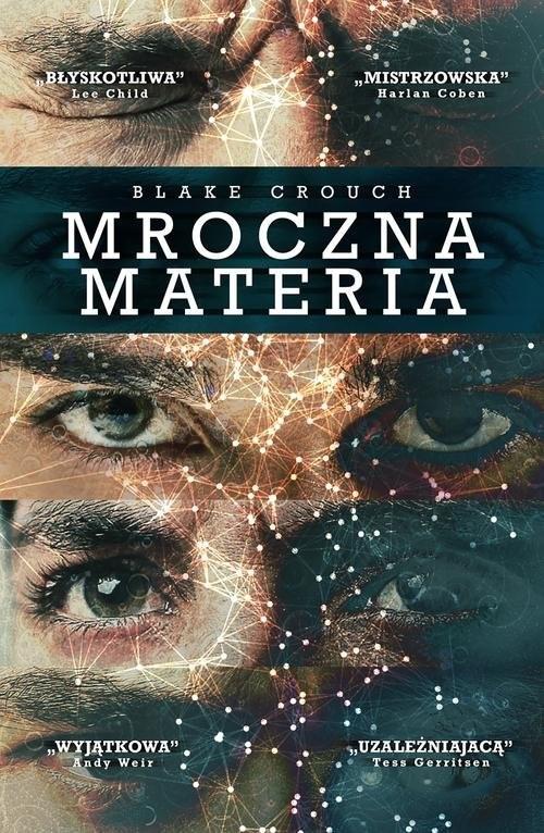 okładka Mroczna materia, Książka | Blake Crouch