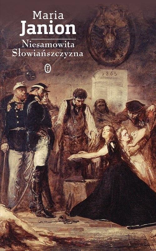 okładka Niesamowita Słowiańszczyzna, Książka | Janion Maria