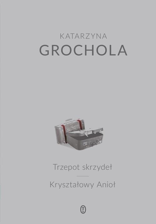 okładka Trzepot skrzydeł Kryształowy Anioł, Książka | Grochola Katarzyna