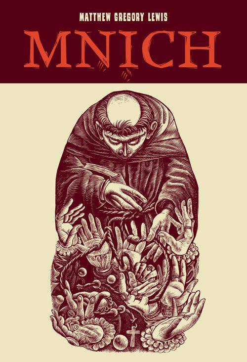 okładka Mnich, Książka | Matthew Gregory Lewis