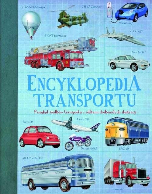 okładka Encyklopedia transportuksiążka     