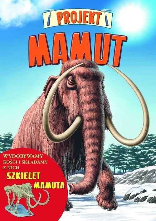 okładka Projekt Mamut, Książka   Hibbert Clare