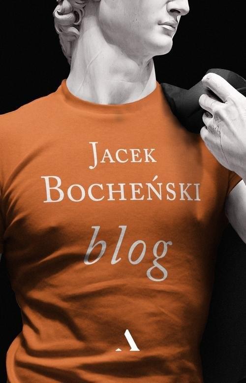 okładka Blog, Książka | Jacek Bocheński