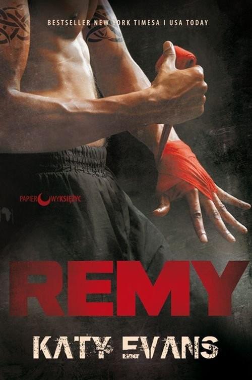 okładka REMY Seria REAL Tom 3książka |  | Katy Evans