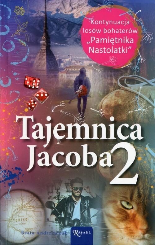 okładka Tajemnica Jacoba 2, Książka | Beata Andrzejczuk