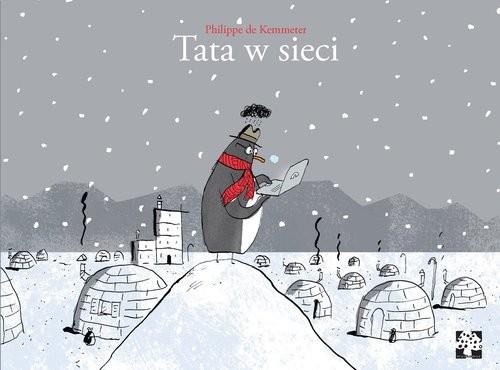okładka Tata w sieci, Książka | Kemmeter Philippe de