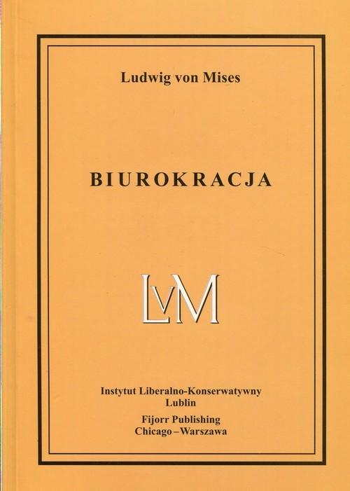 okładka Biurokracja, Książka | von Ludwig Mises