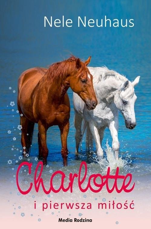 okładka Charlotte i pierwsza miłość, Książka | Nele Neuhaus