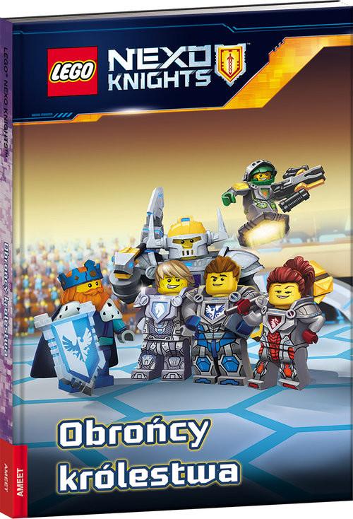 Lego Nexo Knights Obrońcy Królestwa Książka Woblinkcom