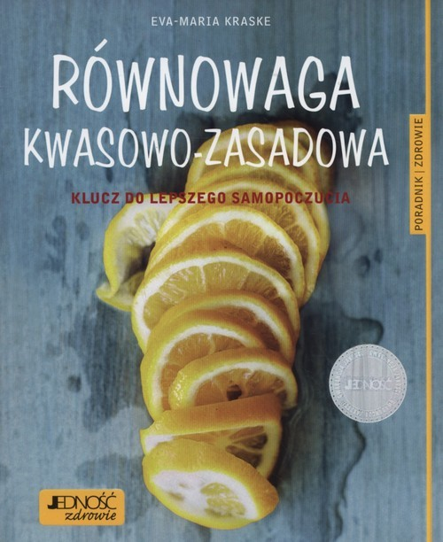 okładka Równowaga kwasowo-zasadowa, Książka | Kraske Eva-Maria