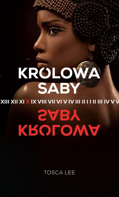 okładka Królowa Saby, Książka | Lee Tosca