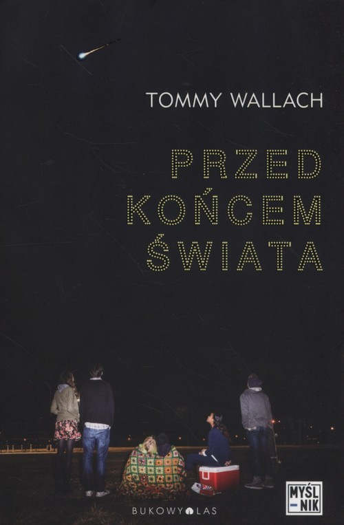 okładka Przed końcem świata, Książka | Wallach Tommy